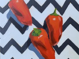 Peppers on Chevron