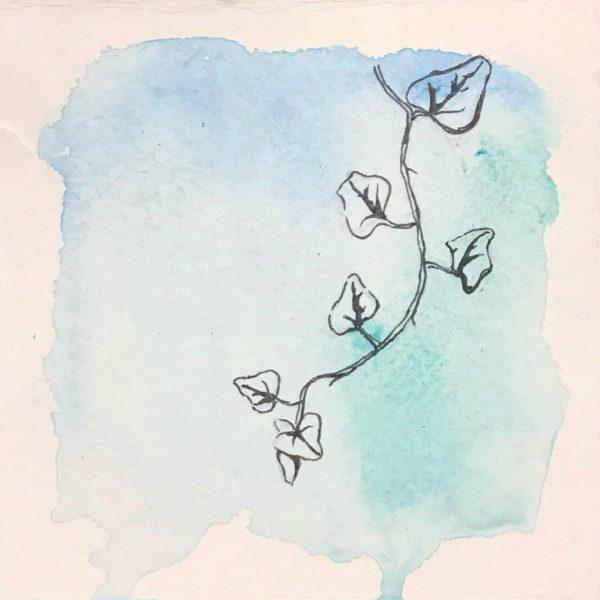 hanging vine, Leigh Ann torres